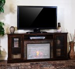 Console Only ( Without Fireplace )