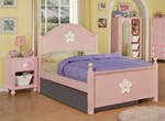 2pc Kids Bedroom Set w/Full Bed