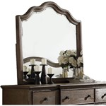 ACME Baudouin Mirror, Weathered Oak