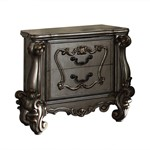 Silver Nightstand