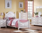 2pc Master Bedroom W/ Twin Size Bed