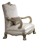 Accent Chair w/1 Pillow