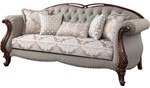 Sofa w/5 Pillows