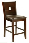 Lakeport Counter Height Pub Chairs, Espresso