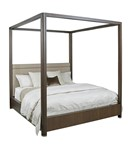Freemont Canopy Bed Headboard 5/0