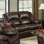 Love Seat w/ 2 Recliners