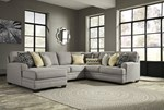 Sectional w/LAF Corner Chaise