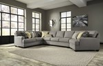 Sectional w/LAF Loveseat