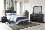 2pc Bedroom Set w/Queen Or Full Panel Headboard