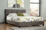 King UPH Footboard and Rails