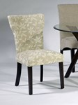 Curved Back Parson Side Chair ( Set Of 2 )