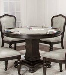 Round Dining Game Table