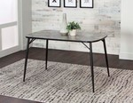 Bow-End Magna Laminate Top Table