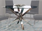 Round 12mm Clear Tempered Glass Table Top