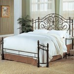 Queen Bed w/Bed Frame