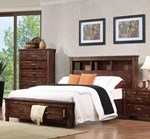 Queen Bed ( Storage )