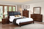 2pc Bedroom Set w/Queen Panel Bed
