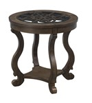 Orchard Park Round End Table