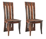 Set of 2 Sierra Dining Chairs