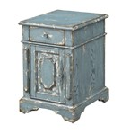 Cabot 1 Drawer 1 Door Chairside Table