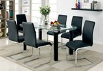 Dining Table, Black