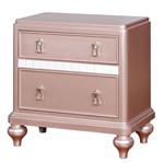 Night Stand, Rose Gold