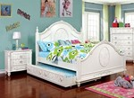 2pc Bedroom Set w/Full Trundle Bed