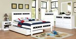 2pc Kids Bedroom Set w/Full Trundle Bed