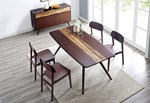 5pc Sable Dining Room Set