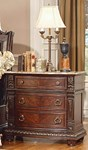 Night Stand w/Marble Top