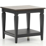 End Table, 24 x 26 x 24