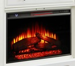 26'' Electric Fireplace Insert