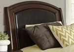 Full Leather Headboard