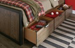 Underbed Storage Drawer (3 Drawers)