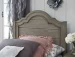 Farm House Arched Panel Headboard, Full