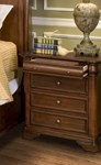 Whitley Court Nightstand - Tobacco
