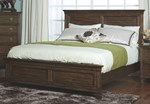 Tamarack 5/0 Queen Bed