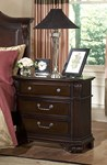 Emilie Nightstand - Tudor Brown