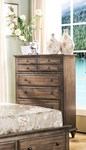 Fallbrook Chest - Weathered Brown