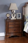 Chateaux Paix Nightstand - Cherry