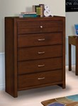 Kensington Chest - Burnished Cherry