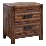 Picket House Furnishings Wren Nightstand in Chestnut