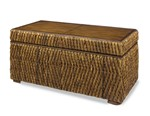 Rect Woven Storage Cocktail