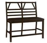 Upholstered Counter Bench (1/Ctn)