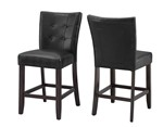 Francis Counter Chair - set of 2