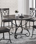 Greystone Dining Table Base - (component part only)