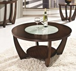 Rafael Cocktail Table w/Casters