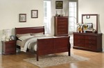 2pc Bedroom Set w/Twin Bed
