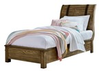 Rails, 3/3-4/6 Sleigh Bed
