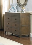 Double Dresser with Dressing Kit
